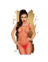 Body search Bodystocking - Rouge