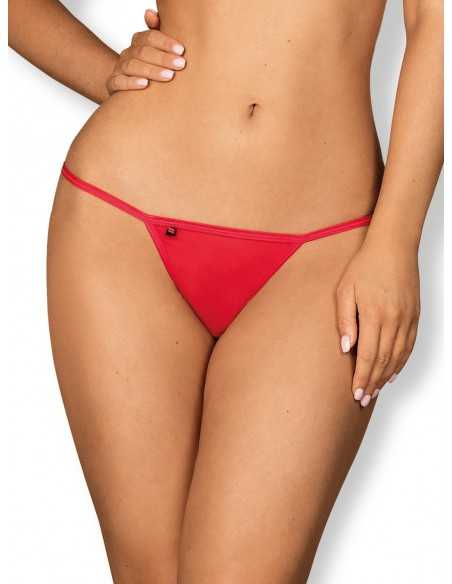 Giftella string ficelle rouge - 1